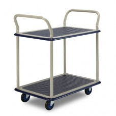 Prestar Trolley 150kg 2 Deck NB104