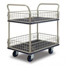 Prestar Trolley 300kg 2 Deck NF327