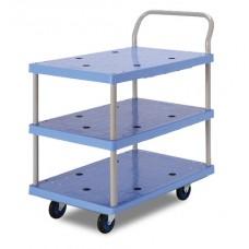 Prestar Trolley 150kg 3 Deck PB115